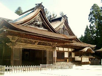 高野山金剛峯寺(こんごうぶじ)