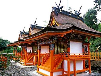 丹生官省符神社(にゅうかんしょうふじんじゃ)