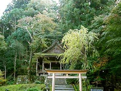 金峯神社(きんぷじんじゃ)