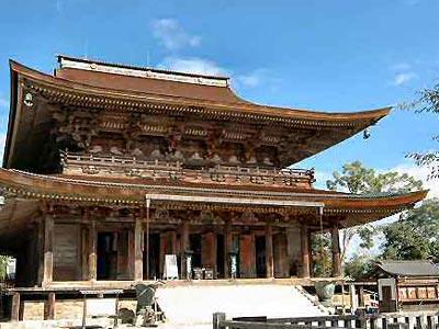 金峯山寺(きんぷせんじ)(別名:蔵王堂)