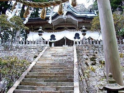 玉置神社(たまきじんじゃ)
