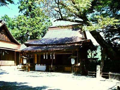 吉水神社(よしみずじんじゃ)